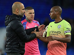 Premier League: Pep Guardiola Backs Fernandinho Amid Manchester City Defensive Crisis