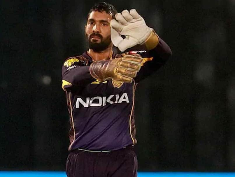 "Dinesh Karthik Tenders ""Unconditional Apology"" To BCCI For Caribbean Premier League Appearance"