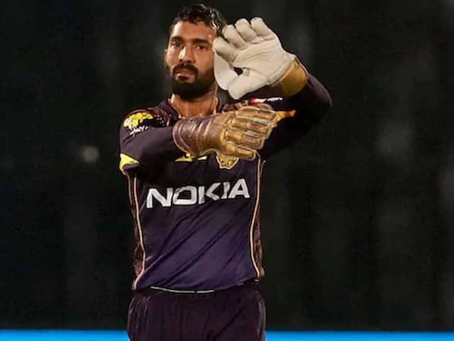 """Dinesh Karthik Tenders """"Unconditional Apology"""" To BCCI For His Caribbean Premier League Appearance"""