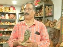 Hyderabad Man Claims To Have Collection Of 19,022 Idols Of Lord Ganesha