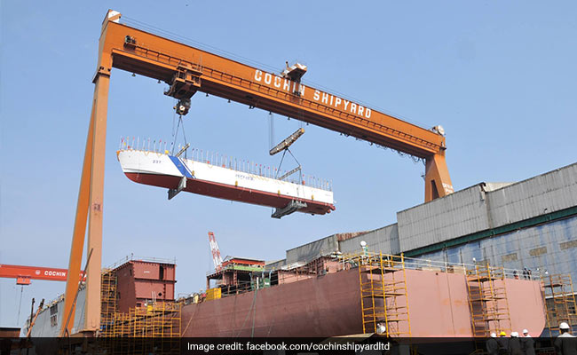 Special Probe Team To Investigate Theft At Cochin Shipyard