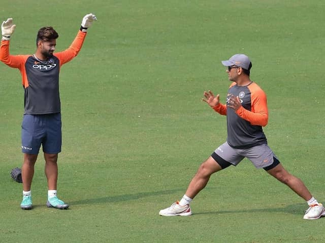 India vs West Indies: Rishabh Pant Breaks MS Dhonis Wicketkeeping Record For India