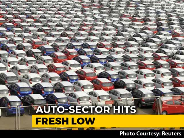 Video: Monthly Passenger Vehicle Sales Log Worst-Ever Drop In August