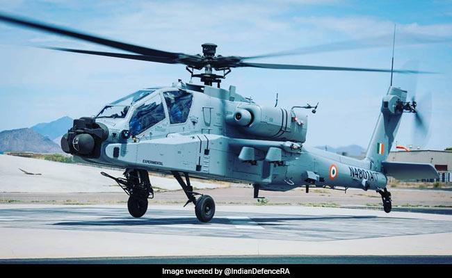 पाकिस्तान बॉर्डर के पास IAF में शामिल हुआ दुनिया का सबसे खतरनाक हेलीकॉप्टर, ऐसे उड़ाएगा दुश्मनों के होश, जानें खास बातें