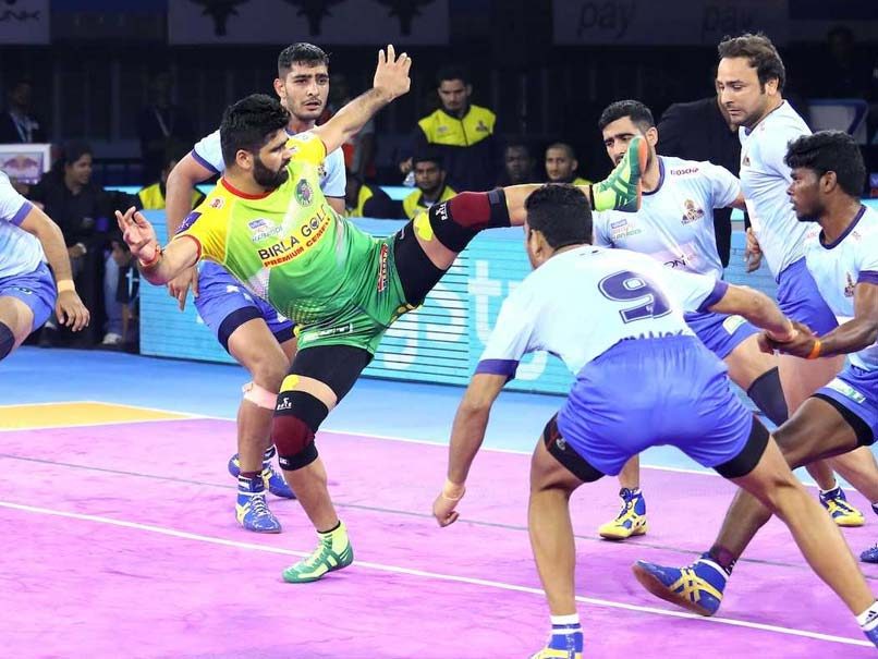 PKL 7: Patna Pirates Outclass Tamil Thalaivas, UP Yoddha Beat Gujarat Fortunegiants