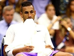 US Open: Weary Nick Kyrgios Yearns For Home But Doesn