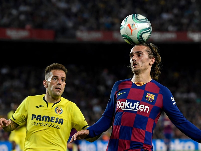 Barcelona slapped with £265 fine for Antoine Griezmann transfer saga