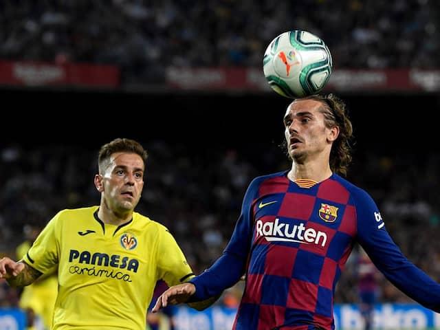 La Liga: Barcelona Asked To Pay 300 Euros Fine Over Antoine Griezmann Transfer