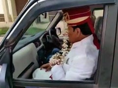 How Samajwadi Party Leader, Dressed Up As Groom, Tried To Hoodwink Cops