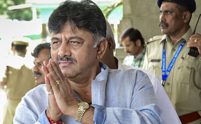 Delhi Court To Hear Congress Leader DK Shivakumar's Bail Plea On Saturday
