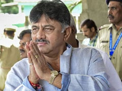 "No Point Keeping Me In ""Endless Custody,"" Says DK Shivakumar"
