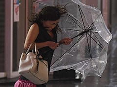 Powerful Typhoon Faxai Sparks Evacuation Warnings In Japan's Tokyo