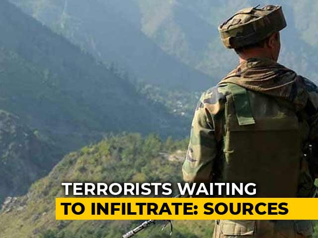 "Video : 500 Pak Terrorists On Stand-By, India Warns Of Response At ""Any Level"""
