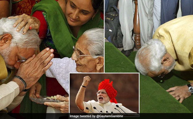 'Who Only Bows Before Parliament, Mother': Gautam Gambhir Wishes PM