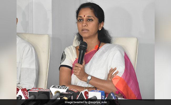 'Prejudice,' Says Supriya Sule As Maharashtra's Republic Day Tableau Idea Rejected