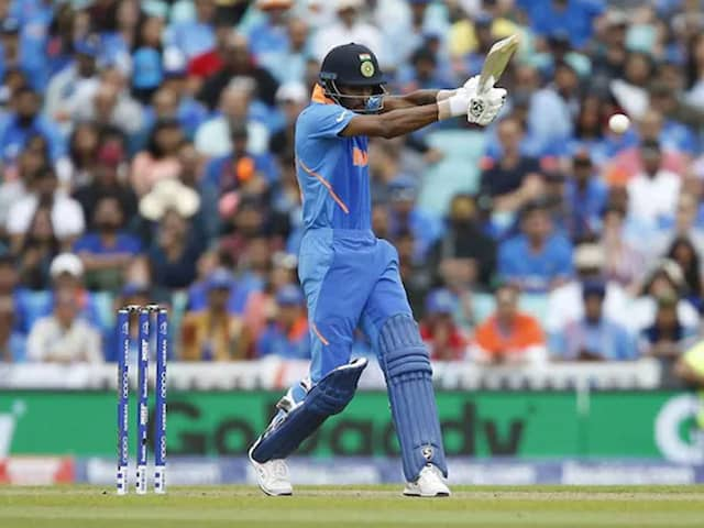 """Want To Focus On The T20 World Cup And Win That,"" Says Hardik Pandya"