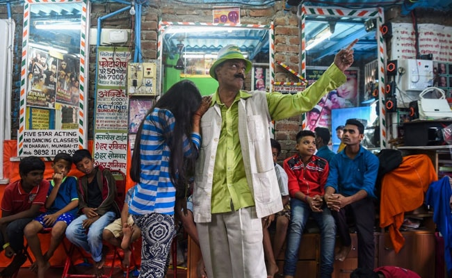 This Bollywood Dream Factory In Dharavi Gave Netflix And Danny Boyle Its Actors
