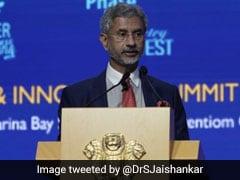 India Looks At Open, Balanced Indo-Pacific Region: S Jaishankar