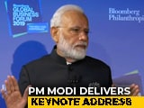 "Video : ""If You Want To Invest In Urbanization, Come To India"", Says PM"