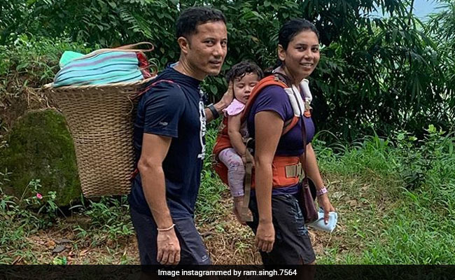 Why This Meghalaya IAS Officer's Weekly Veggie Shopping Is Getting A Slow Clap