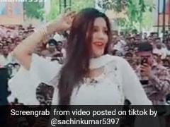 Sapna Choudhary TikTok Video: सपना चौधरी ने सफेद सूट में किया धमाकेदार डांस,  TikTok पर छाया डांसिंग क्वीन का Video