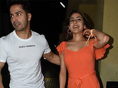 Sara Ali Khan And Varun Dhawan's <i>Coolie No 1</i> Producer Confirms 'No Casualties Were Caused' After Fire Broke Out On The Sets Of The Film