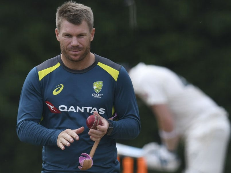 Watch: David Warner