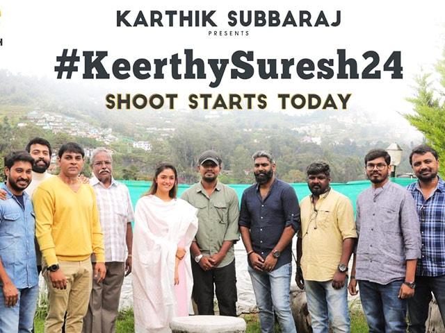 Keerthy Suresh 24