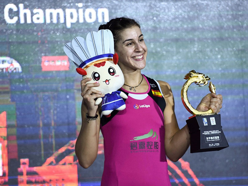 China Open: Carolina Marin Retains Title By Defeating Tai Tzu Ying
