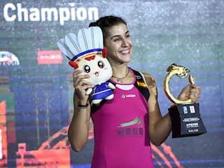 China Open: Carolina Marin Retains Title By Defeating Tai Tzu Ying