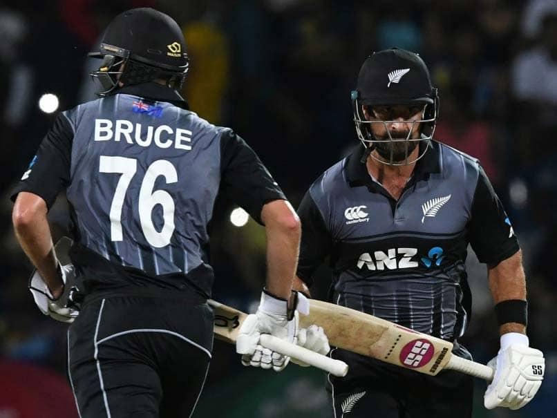 Colin De Grandhomme, Tom Bruce Help New Zealand Clinch T20 Series Against Sri Lanka