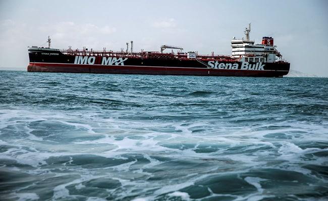 Stena Bulk CEO says Stena Impero now on move from Iranian port