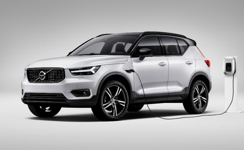 Volvo becomes the first car company to have an electrified variant for each of its models