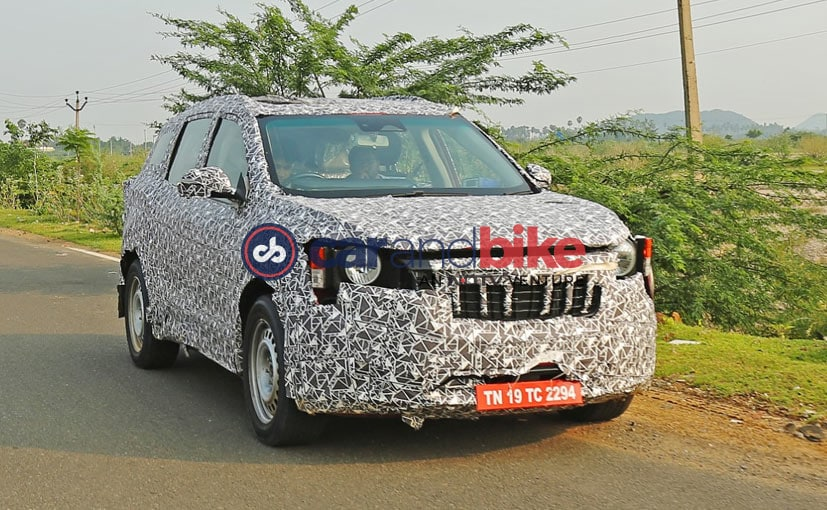 The platform of the new-gen Mahindra XUV500 will be used by Ford as well