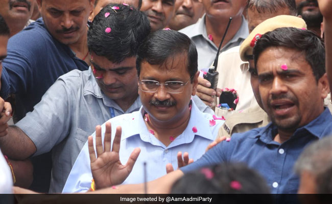 Arvind Kejriwal Urges Harsh Vardhan To Join Delhi's Anti-Dengue Campaign