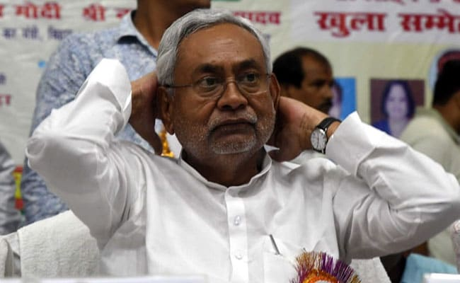 Nitish Kumar Targets Over 200 Seats In Bihar Polls, Says No Rift In NDA