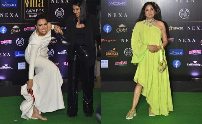 Who Cares About Heels, Asks Swara Bhasker. Not Neena Gupta - She Picks Sneakers