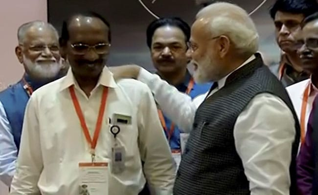 """No Small Achievement, Country Proud Of You"": PM Tells ISRO Scientists"