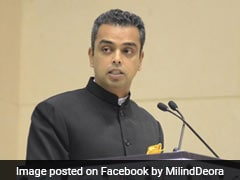 Milind Deora's Twitter Exchange With PM Modi Upsets Congress: Sources