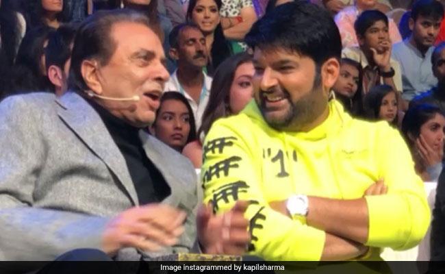 The Kapil Sharma Show: कपिल शर्मा के शो में सपना ने किया धर्मेंद्र से मजाक, यूं मिला करारा जवाब- देखें Video