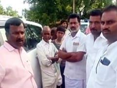 Karnataka BJP MP Refused Entry Into Village Allegedly Over Caste