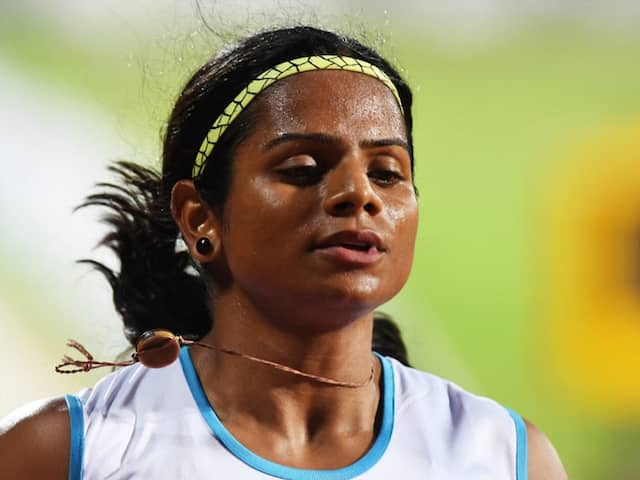 World Athletics Championships: Dutee Chand Crashes Out In First Round