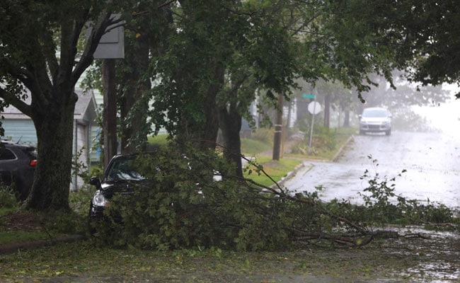 Hurricane Dorian Hits Canada's Atlantic Coast, Knocks Out Power