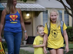 """4-Year-Old Cancer Survivor Surprised With """"Bumblebee"""" For His Birthday"""