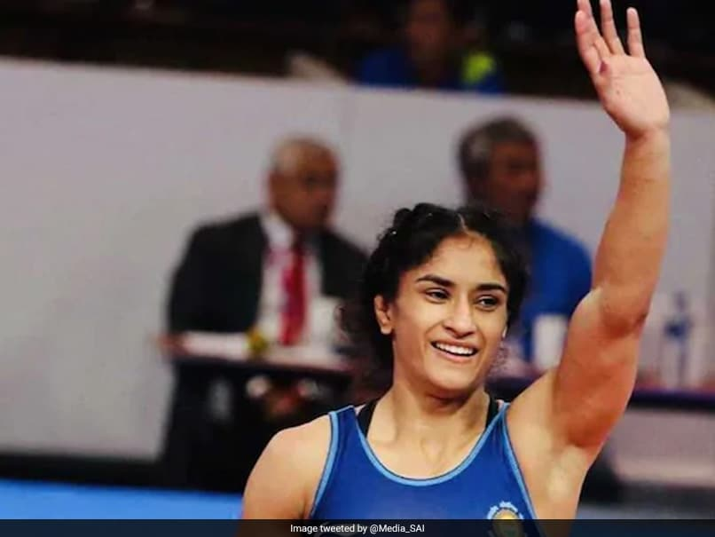Vinesh Phogat Wants To Convert World Wrestling Championships Bronze Into Gold