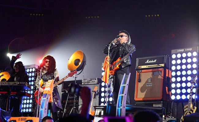 Image result for Alibaba founder Jack Ma tells company in rock star style to say 'goodbye'
