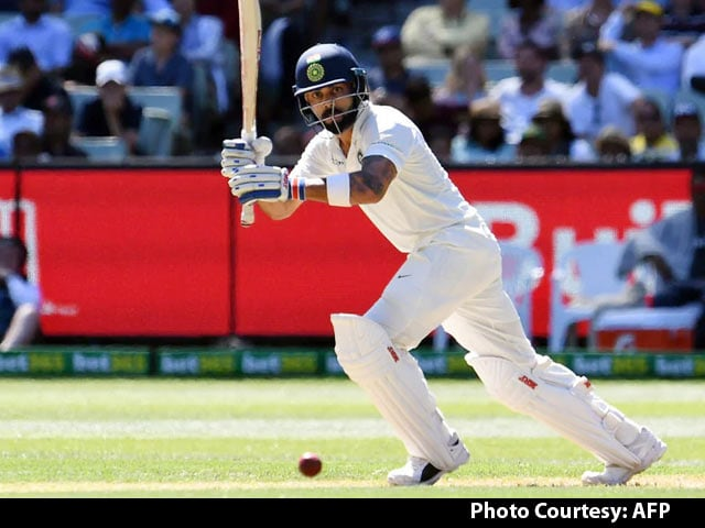 Virat Kohli Continues To Top Test Rankings Among Batsmen