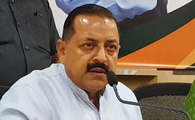 J&K Politicians Won't Be Detained For More Than 18 Months: Jitendra Singh