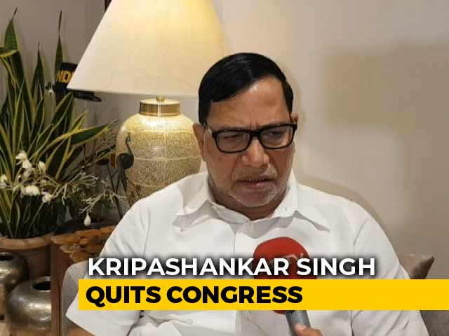 Video : Maharashtra Congress Implodes After 3 Leaders Quit In 24 Hours