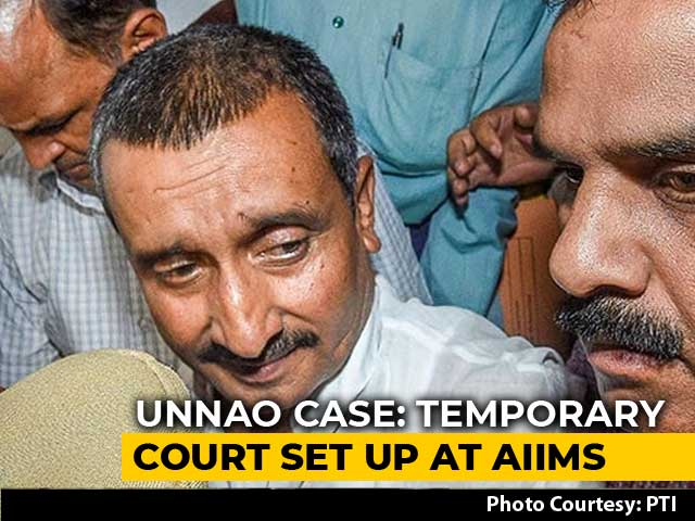 Video : Courtroom At AIIMS As Judge Hears Wounded Unnao Rape Survivor's Statement